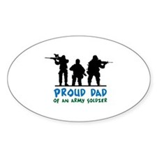 Proud Dad Decal