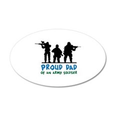 Proud Dad Wall Decal
