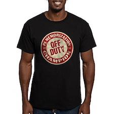 Off Duty Pi Memorization T-Shirt