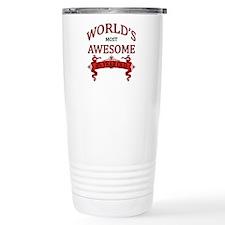 World's Most Awesome 85 Travel Mug