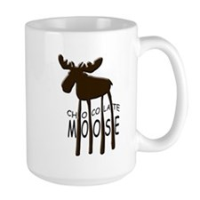 Chocolate Moose Mugs