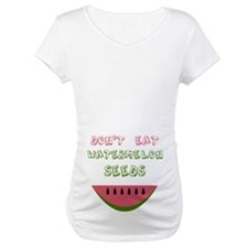 Dont Eat Watermelon Seeds - Shirt