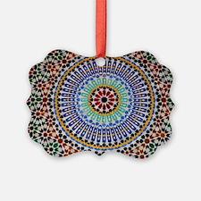 moroccan mosaic Ornament