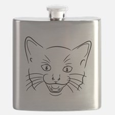 Meow Meow Beenz Flask