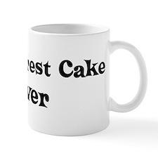 Black Forest Cake lover Mug