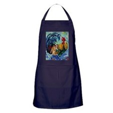 Rooster Apron (dark)