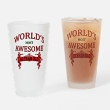 World's Most Awesome 65 Year Old Drinking Glass