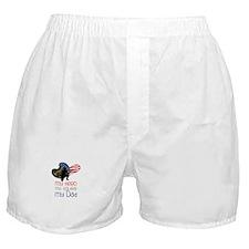 My Dad Boxer Shorts