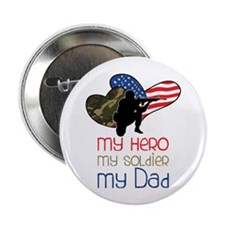"""My Dad 2.25"""" Button (100 pack)"""