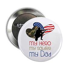 """My Dad 2.25"""" Button"""