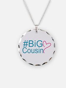 Big Cousin - Hashtag Necklace