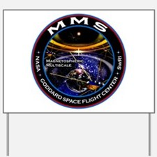 Magnetospheric Multiscale Yard Sign
