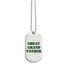 Great Grandfather Dog Tags