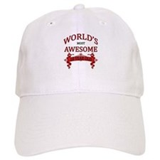 World's Most Awesome 18 Year Old Baseball Cap