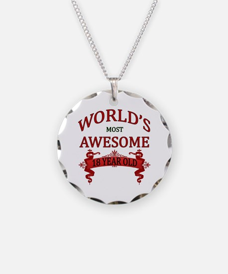 World's Most Awesome 18 Year Necklace