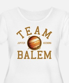 Team Balem Jupiter Ascending Plus Size T-Shirt