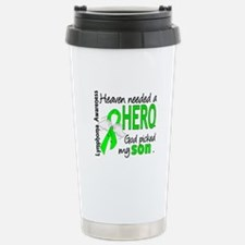 Lymphoma HeavenNeededHe Travel Mug