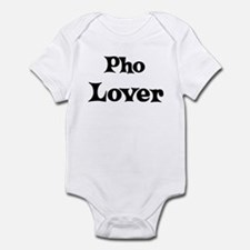 Pho lover Infant Bodysuit