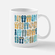 Fun Flip Flops Mugs