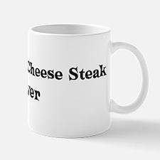 Philadelphia Cheese Steak lov Mug
