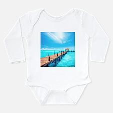 Tropical Paradise Body Suit