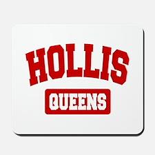 Hollis, Queens, NYC Mousepad