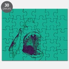 Shark (green) Puzzle