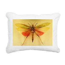 insect Rectangular Canvas Pillow