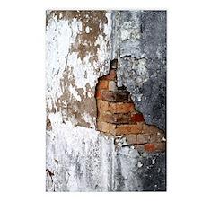 old brick Postcards (Package of 8)