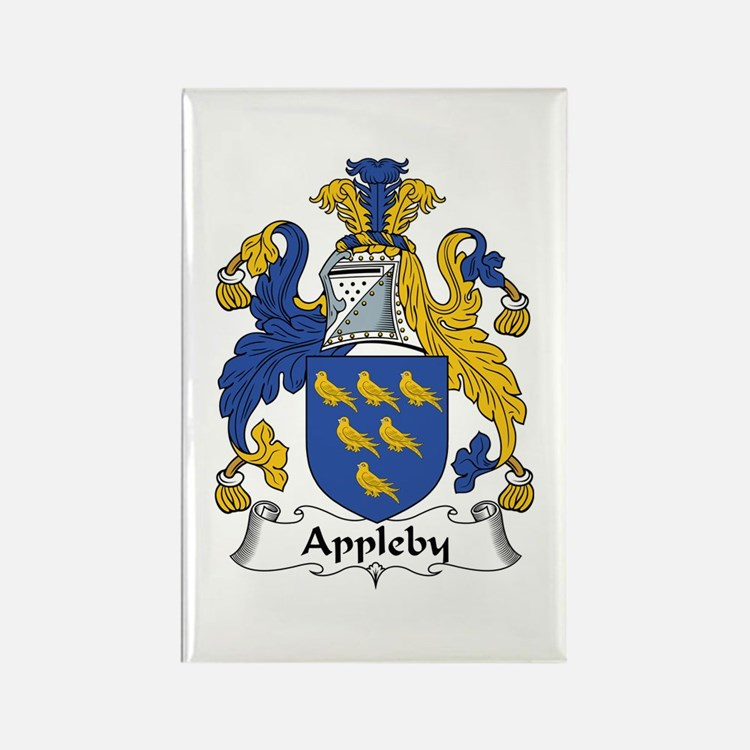 Appleby Rectangle Magnet