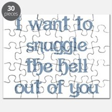 I Want to Snuggle You Puzzle