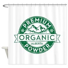 Alberta Powder Shower Curtain
