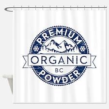 Bc Powder Shower Curtain