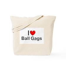 Ball Gags Tote Bag