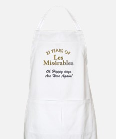 The Miserable BBQ Apron