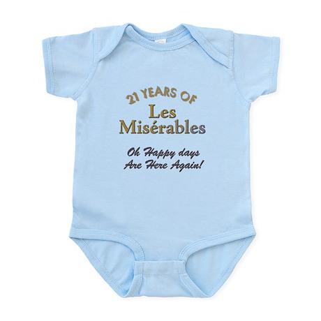The Miserable Infant Bodysuit