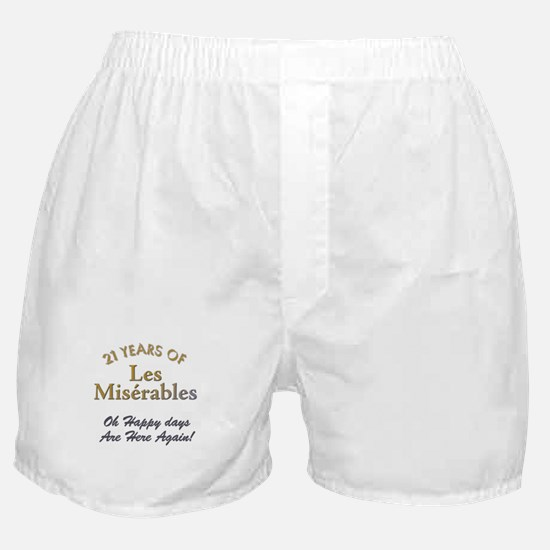 The Miserable Boxer Shorts