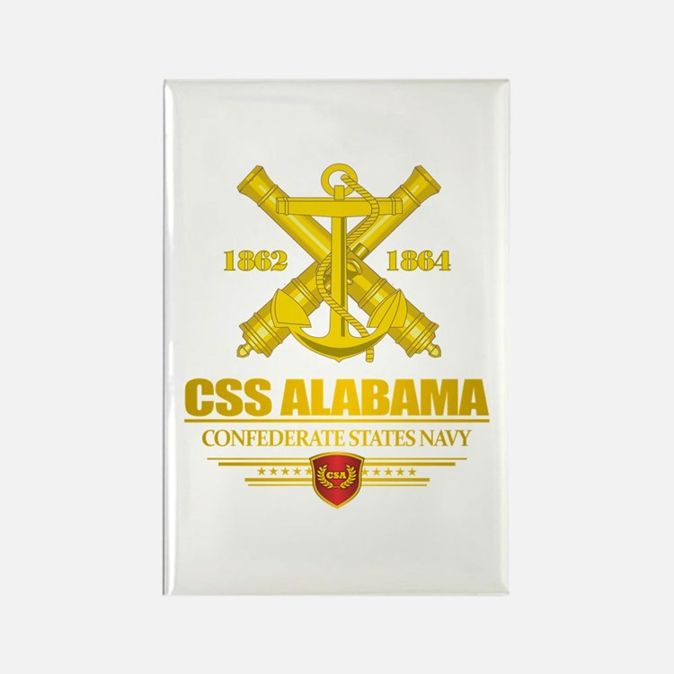CSS Alabama Magnets