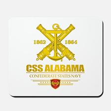 CSS Alabama Mousepad