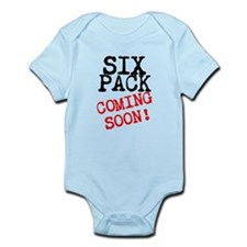 Six Pack Coming Soon Body Suit