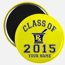 Class Of 2015 Pharmacy Magnet