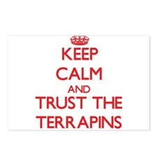 Keep calm and Trust the Terrapins Postcards (Packa