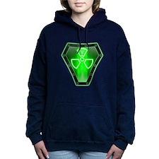 Radioactive Women's Hooded Sweatshirt