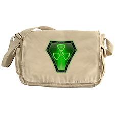 Radioactive Messenger Bag