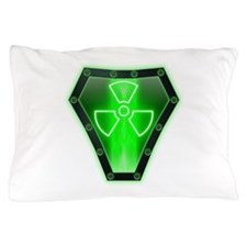 Radioactive Pillow Case