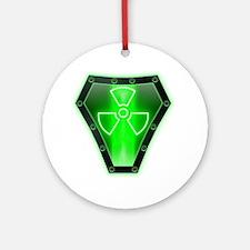 Radioactive Ornament (Round)