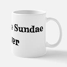 Hot Fudge Sundae lover Mug