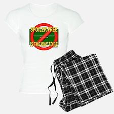 Spoiler-Free is the Way to  Pajamas