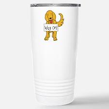 Wag On! Travel Mug