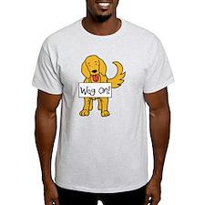 Wag On! T-Shirt